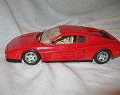 Burago Ferrari Testarossa