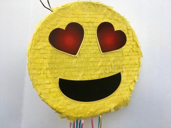 Pull String Emoji Pinata