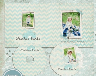 ON SALE Cd dvd labels, cd/dvd Cover Cas, Chevron , 2 cd/dvd Labels, psd templates - INSTANT Download