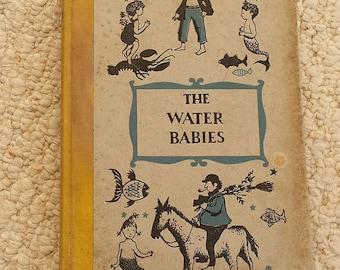 The Water-Babies by Charles Kingsley, Vintage Hardback Children's Book