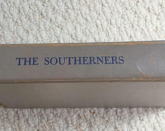 The Southerners by  Edna Lee  Published 1953.  Vintage Americana Reconstructionism to World War I