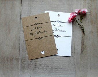 10 Wedding Favours Sparkler Holders Covers Personalised Shabby Vintage Rustic Guest Present