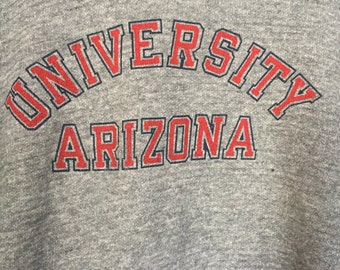 Vintage University of Arizona Hooded Sweatshirt