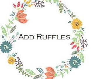 Add A Dress Ruffle