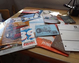 Lot of Paper Ephemera