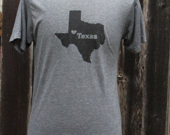 Texas Screenprinted Shirt