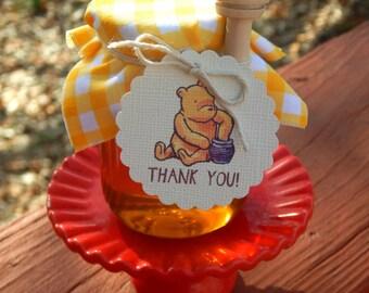 Winnie The Pooh Honey Jar Favors 20 Ct.