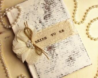 Bride To Be Wedding Planner Book Bridal Shower Gift Journal