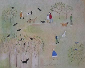 Archive Watercolour
