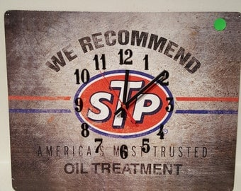 Stp Oil Etsy