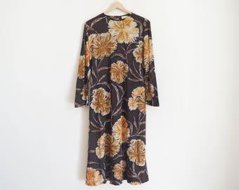 Vintage Bohemian Dress