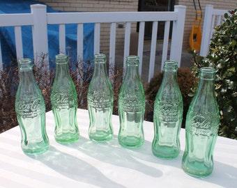 Coca Cola / Coke Bottle Instant collection - Six Bottles