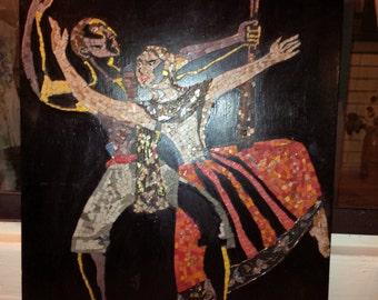 Dancers Mozaic
