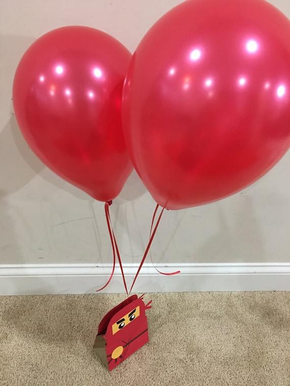 Ninjago party decoration