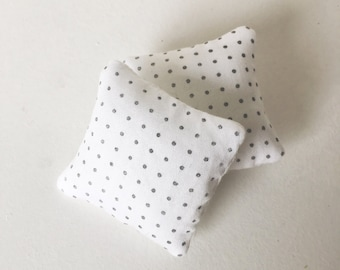 Dollhouse Pegboard Euro Pillows
