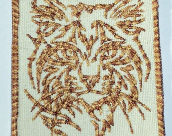 Iron-On Patch - LYNX