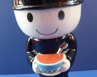 Wade (Key Kollectables) Souper Fred  / Homepride Fred CERAMIC Figurine. Limited edition 450