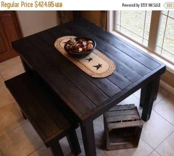 On sale unique primtiques beautiful primitive by for Unique kitchen tables for sale