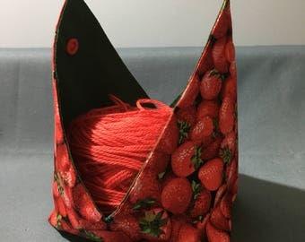 Yarn Keeper - Bento Style - Yarn Bowl