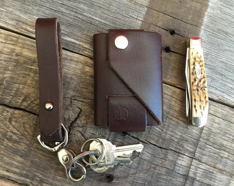 Original Hipster Front Pocket Horween Wallet