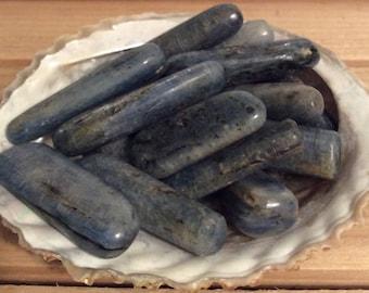 Kyanite Medium Healing Stone, Healing Crystal, Spiritual Stone, Meditation, Tumbled stone