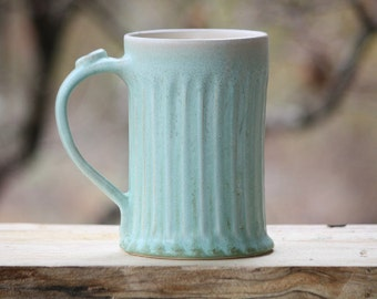 Stoneware coffee cup, Beer Stein