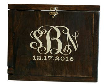 Reception Card Box
