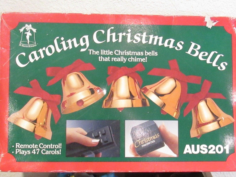caroling bells christmas song