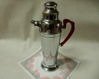 Mid Century Cocktail Shaker