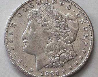 1921 s Morgan Silver Dollar - sku 3174b33