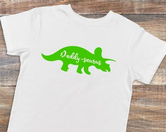 Daddy-saurus Shirt, Dad Graphic T-shirt, Funny Tee, Men's Dinosaur Top, Father's Day Gift, Daddysaurus Shirt, Dad Pregnancy Announcement
