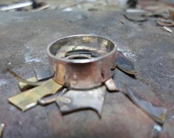 Ring, Mokume Gane', size 6