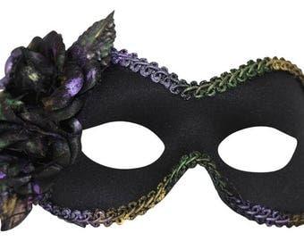Esme Mardi Gras Masquerade Mask for Women A-2691