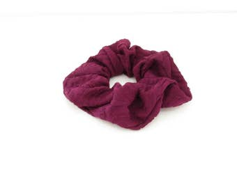 Scrunchie / hair ponytail - choose your favorite colors