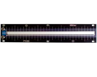 Synthrotek Ribbon Controller Touch Interface, 1U 24HP