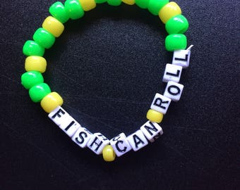 Fish Can Roll, Nuclear Throne bracelet