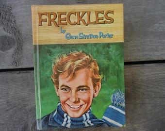 Freckles Book by Gene Stratton Porter
