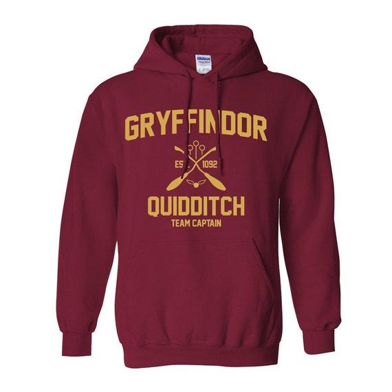 Harry Potter Sweatshirt Gryffindor Sweatshirt Harry Potter