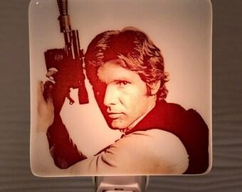 Han Solo Star Wars Night Light