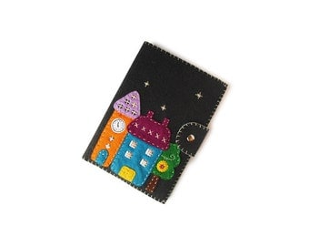 Kindle cover | Kindle paperwhite case | Kobo Touch case | Kindle 4 cover | Felt EreaderCover | Ereader case