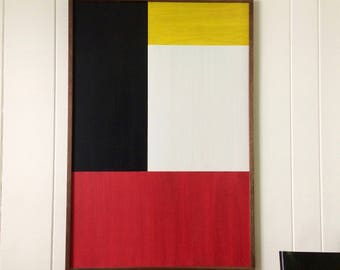 Large Modern Art