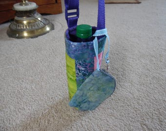CROSS BODY Insulated Water Bottle Carrier, Water Bottle Tote, Insulated Bottle Holder