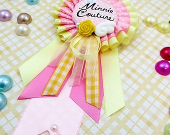 Minnie Couture Rosette