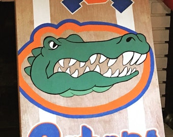 Gator Corn Hole Boards