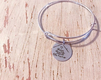 There is No Place Like Home Coordinate Bracelet