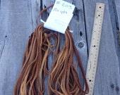 Soft leather cords , Soft leather laces , Soft leather strings