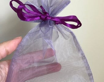 PERFUME OIL SAMPLE Your Choice of vegan, botanical fragrance by Purple Bird Perfumes