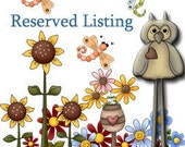 Reserved Listing for Jamie