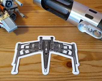 X-wing Sticker