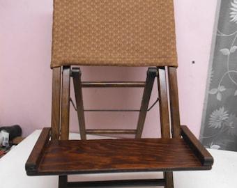 Rare Vintage Haxyes Foldaway Easel / Display Stand- c. 1930's